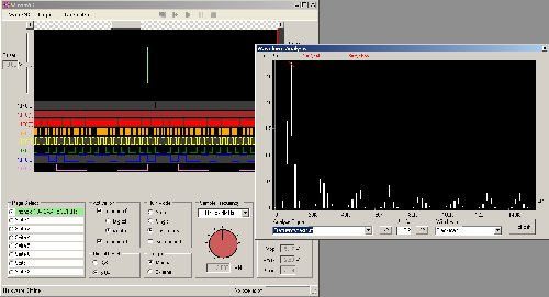 WaverAD Signalgenerator screenshot